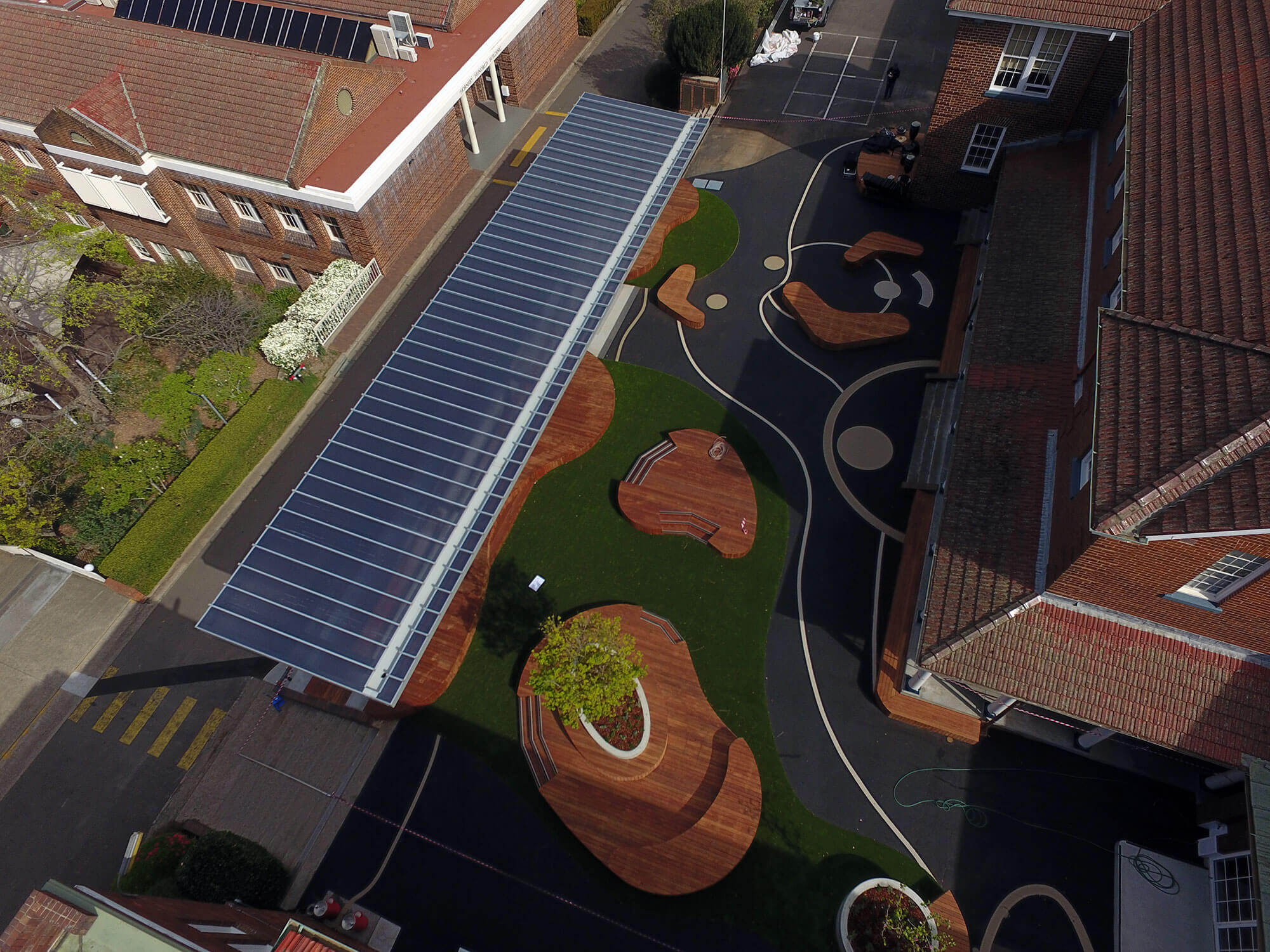 Barker-College-MS-Courtyard-Completion-4